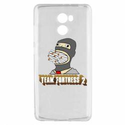 Чехол для Xiaomi Redmi 4 Team Fortress 2 Art