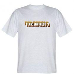Мужская футболка Team Fortress 2 logo
