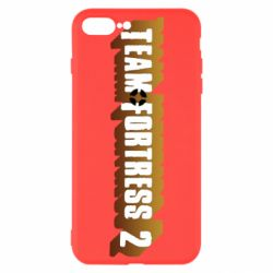 Чехол для iPhone 7 Plus Team Fortress 2 logo