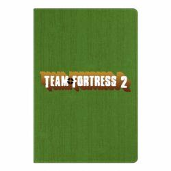 Блокнот А5 Team Fortress 2 logo