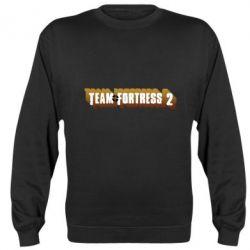 Реглан (свитшот) Team Fortress 2 logo