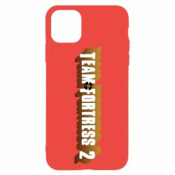 Чехол для iPhone 11 Pro Team Fortress 2 logo