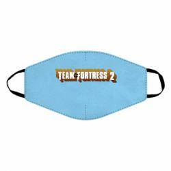 Маска для лица Team Fortress 2 logo