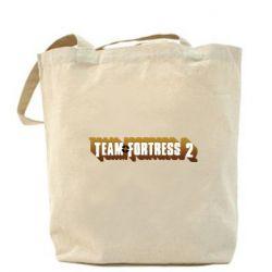Сумка Team Fortress 2 logo