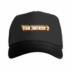 Кепка-тракер Team Fortress 2 logo