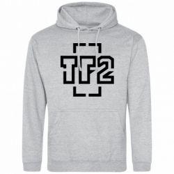 Мужская толстовка Team Fortress 2 logo