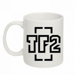 Кружка 320ml Team Fortress 2 logo