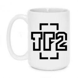 Кружка 420ml Team Fortress 2 logo