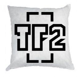 Подушка Team Fortress 2 logo