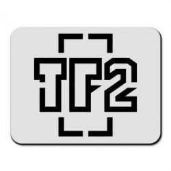 Коврик для мыши Team Fortress 2 logo