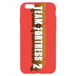 Чехол для iPhone 6/6S Team Fortress 2 logo