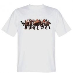 Футболка Team Fortress gang