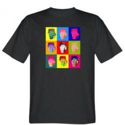 Чоловіча футболка Team Fortress pop art