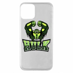 Чехол для iPhone 11 Team hulk