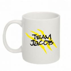 Кружка 320ml Team Jacob - FatLine