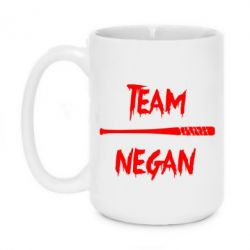 Кружка 420ml Team negan 1