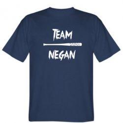 Футболка Team negan 1