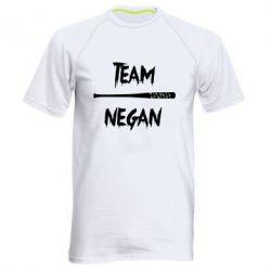 Мужская спортивная футболка Team negan 1