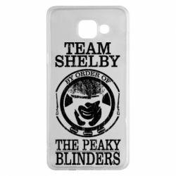 Чохол для Samsung A5 2016 Team Shelby the Peaky Blinders
