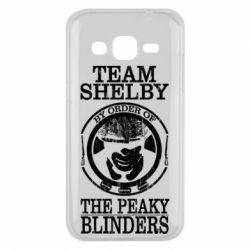 Чохол для Samsung J2 2015 Team Shelby the Peaky Blinders