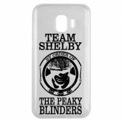 Чохол для Samsung J2 2018 Team Shelby the Peaky Blinders