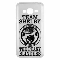 Чохол для Samsung J3 2016 Team Shelby the Peaky Blinders