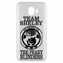 Чохол для Samsung J4 Team Shelby the Peaky Blinders
