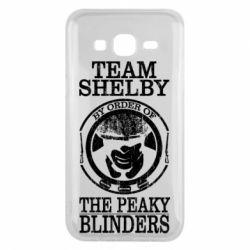 Чохол для Samsung J5 2015 Team Shelby the Peaky Blinders
