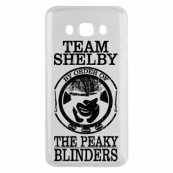 Чохол для Samsung J5 2016 Team Shelby the Peaky Blinders