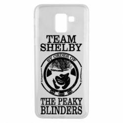 Чохол для Samsung J6 Team Shelby the Peaky Blinders