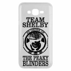 Чохол для Samsung J7 2015 Team Shelby the Peaky Blinders