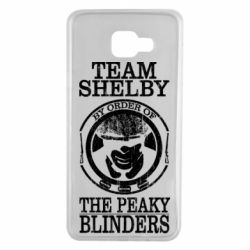 Чохол для Samsung A7 2016 Team Shelby the Peaky Blinders