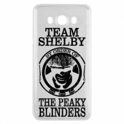 Чохол для Samsung J7 2016 Team Shelby the Peaky Blinders