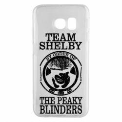 Чохол для Samsung S6 EDGE Team Shelby the Peaky Blinders