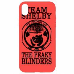 Чохол для iPhone XR Team Shelby the Peaky Blinders