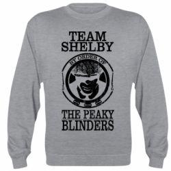 Реглан (світшот) Team Shelby the Peaky Blinders