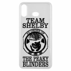 Чохол для Samsung A6s Team Shelby the Peaky Blinders