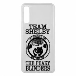 Чохол для Samsung A7 2018 Team Shelby the Peaky Blinders