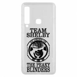 Чохол для Samsung A9 2018 Team Shelby the Peaky Blinders
