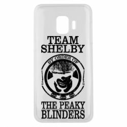 Чохол для Samsung J2 Core Team Shelby the Peaky Blinders