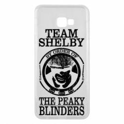 Чохол для Samsung J4 Plus 2018 Team Shelby the Peaky Blinders