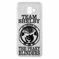 Чохол для Samsung J6 Plus 2018 Team Shelby the Peaky Blinders