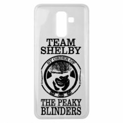 Чохол для Samsung J8 2018 Team Shelby the Peaky Blinders