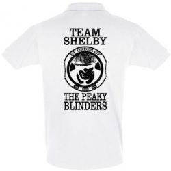 Футболка Поло Team Shelby the Peaky Blinders