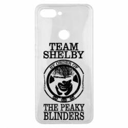 Чохол для Xiaomi Mi8 Lite Team Shelby the Peaky Blinders