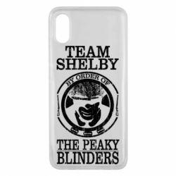 Чохол для Xiaomi Mi8 Pro Team Shelby the Peaky Blinders