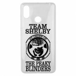 Чохол для Xiaomi Mi Max 3 Team Shelby the Peaky Blinders