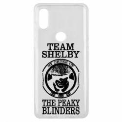 Чохол для Xiaomi Mi Mix 3 Team Shelby the Peaky Blinders