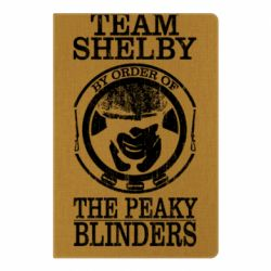 Блокнот А5 Team Shelby the Peaky Blinders