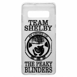 Чохол для Samsung S10+ Team Shelby the Peaky Blinders